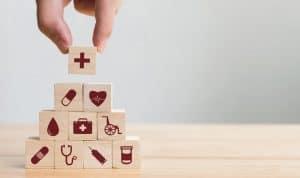 Insurance and Birth Control building blocks