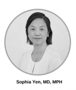 Sophia Yen, MD, MPH, CEO and co-founder of Pandia Health headshot